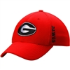 Georgia Top of the World 1Fit Logo Flex Hat