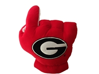 Georgia Bulldogs Plush Fan Hand