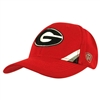 Georgia Bulldogs Wedge Red One-Fit Hat