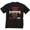 Georgia Bulldogs Savage SEC Champions T-Shirt