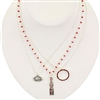 Georgia Trio Necklace Set