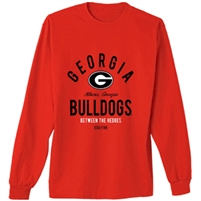 Georgia Bulldogs Long Sleeve T-Shirt