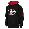 Georgia Bulldogs College Icon Fleece Hoodie