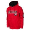 Georgia Bulldogs College Full Zip Hoodie