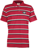 Georgia Bulldogs Pressbox Striped Polo