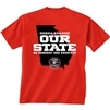 Georgia Bulldogs Our State T-Shirt