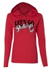 Georgia Bulldogs Lightweight Hooded Tee