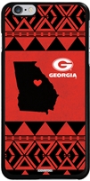 Georgia State Love iPhone 6 Plus Thinshield Snap-On Case