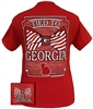 UGA Tied to Georgia T-Shirt