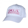UGA Ladies Relaxed Shape Washed Twill Pink Hat