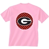 Georgia Bulldogs Chevron T-Shirt