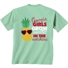 Georgia Bulldogs Pineapple Face T-Shirt