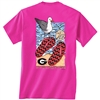 UGA Water Colors T-Shirt