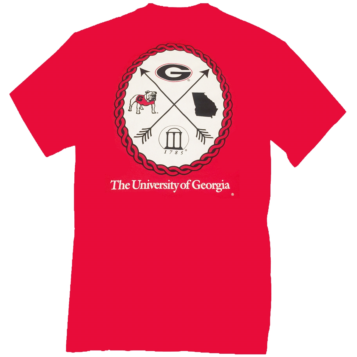 georgia bulldog t shirts georgia bulldogs arrows t shirt uga arrows t shirt the 2654